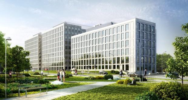 A4 Business Park w Katowicach