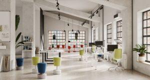 Od nakrycia stołu do open space'a, czyli historia biura okiem Everspace