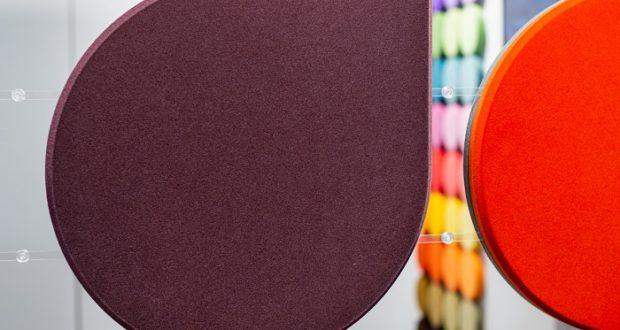 Akustyka i design dla biur, czyli nowe panele Fluffo WEB