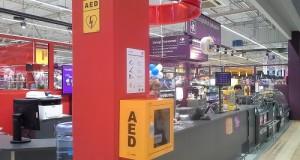 Sieć Carrefour Polska inwestuje w bezpieczeństwo