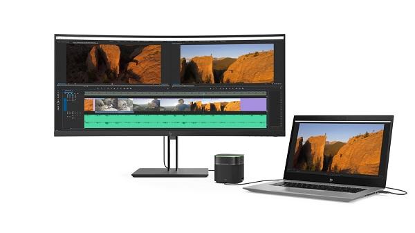 HP aktualizuje portfolio mobilnych stacji roboczych i wprowadza na rynek nową serię HP ZBook.