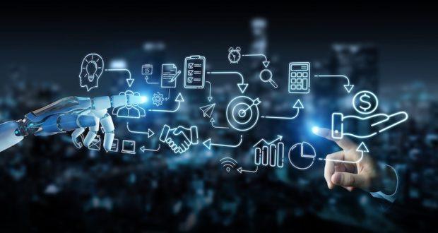 Jak sztuczna inteligencja pomaga nam pracować