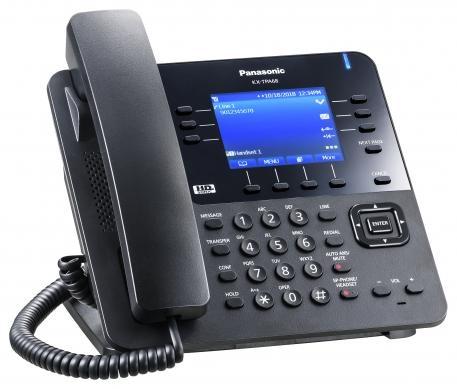 NOWY TELEFON BEZPRZEWODOWY SIP OD PANASONIC