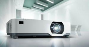 NEC P605UL  – ultracichy, wydajny projektor laserowy