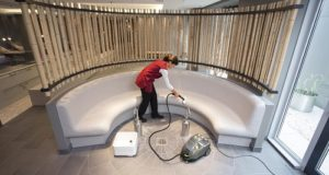 Dbałość o czystość w branży usługowej