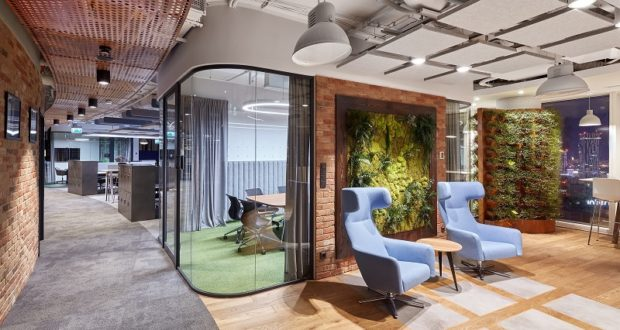 Dobra kawa i dużo przestrzeni czyli biuro dla Millenialsów i Pokolenia Z