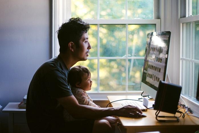Jak pracować w domu z dzieckiem?