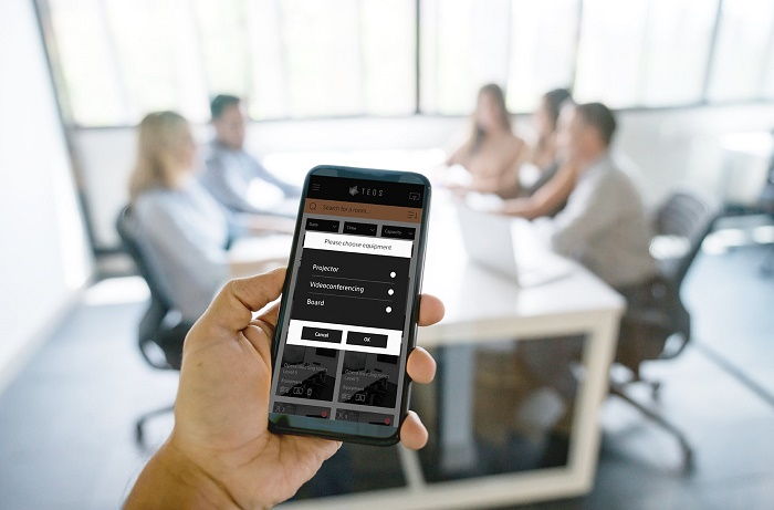 Sony rozwija rozwiązanie do zarządzania miejscem pracy TEOS Manage  i wzbogaca je o nowe, zoptymalizowane funkcje.