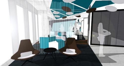 Noname Architects zwycięzcą konkursu na biuro Tétris  w Warsaw Spire
