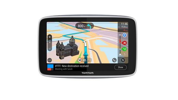 TomTom przedstawia supernowoczesną nawigację – TomTom GO Premium