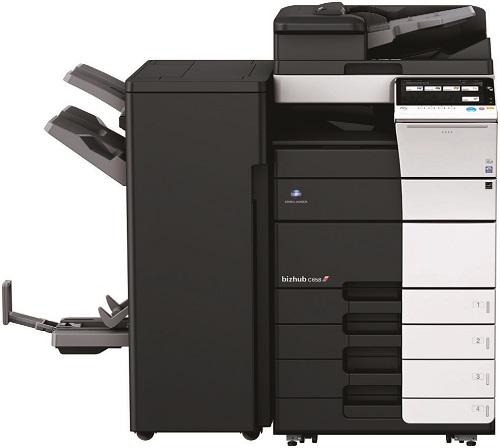 Konica Minolta wprowadza nową serię  urządzeń bizhub C658 do druku kolorowego