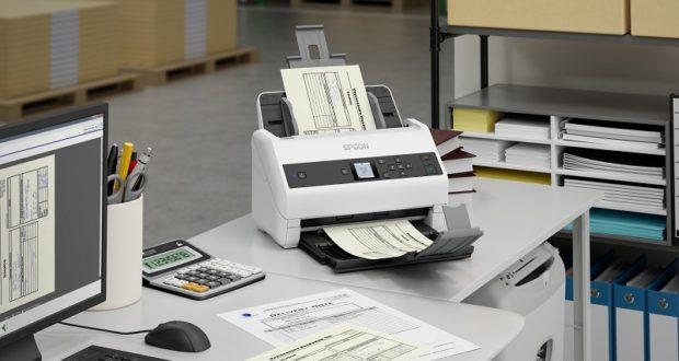 Dwa nowe, wydajne i kompaktowe biznesowe skanery dokumentów