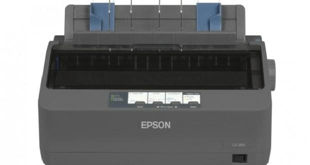 Szybsze drukarki Epson LX/LQ-350