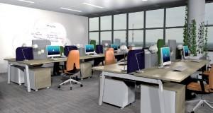 Miejsce pracy – domowy azyl? Wpływ przestrzeni biurowej na efektywność w pracy