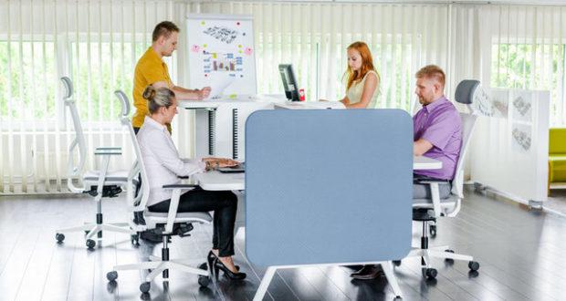 Biuro, które wspiera rozwój startupu