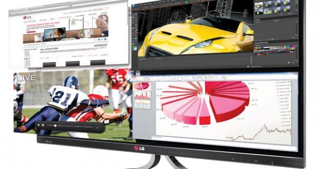 Monitory LG dla biznesu