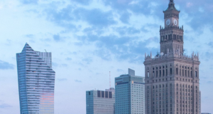 Rynek powierzchni biurowej w Warszawie rośnie w wolniejszym tempie