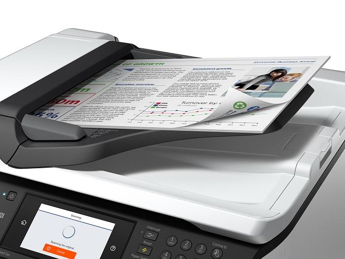 Nowe biznesowe drukarki atramentowe A3 i A4 odpowiedzią na potrzeby pracy w grupach