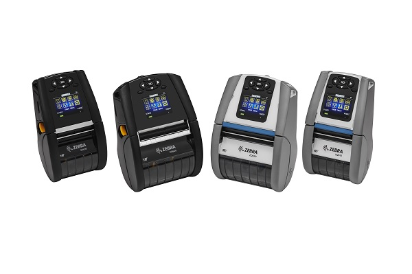 Zebra Technologies Wprowadza Na Rynek Mobilne Drukarki ZQ600, Które Zoptymalizują Działanie Łańcucha Dostaw